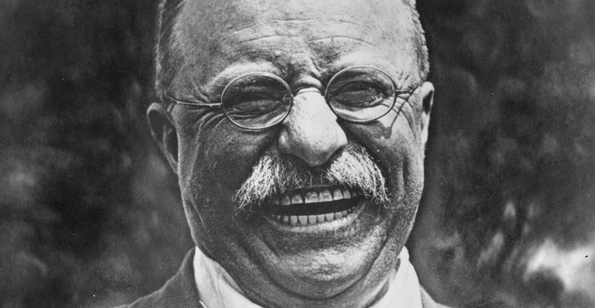 10 Reasons Teddy Roosevelt Is The World's Biggest Badass