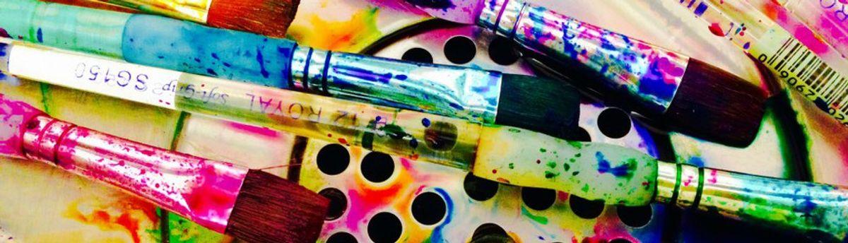 Why I Chose To Become An Art Teacher