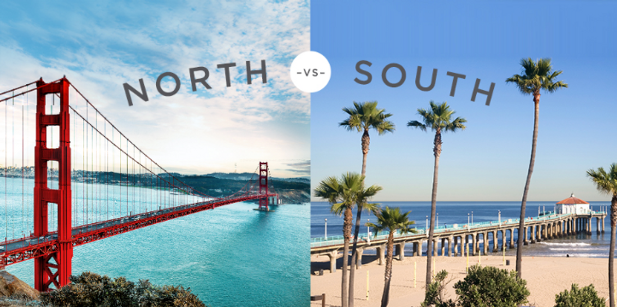 9 Biggest Differences Between NorCal And SoCal