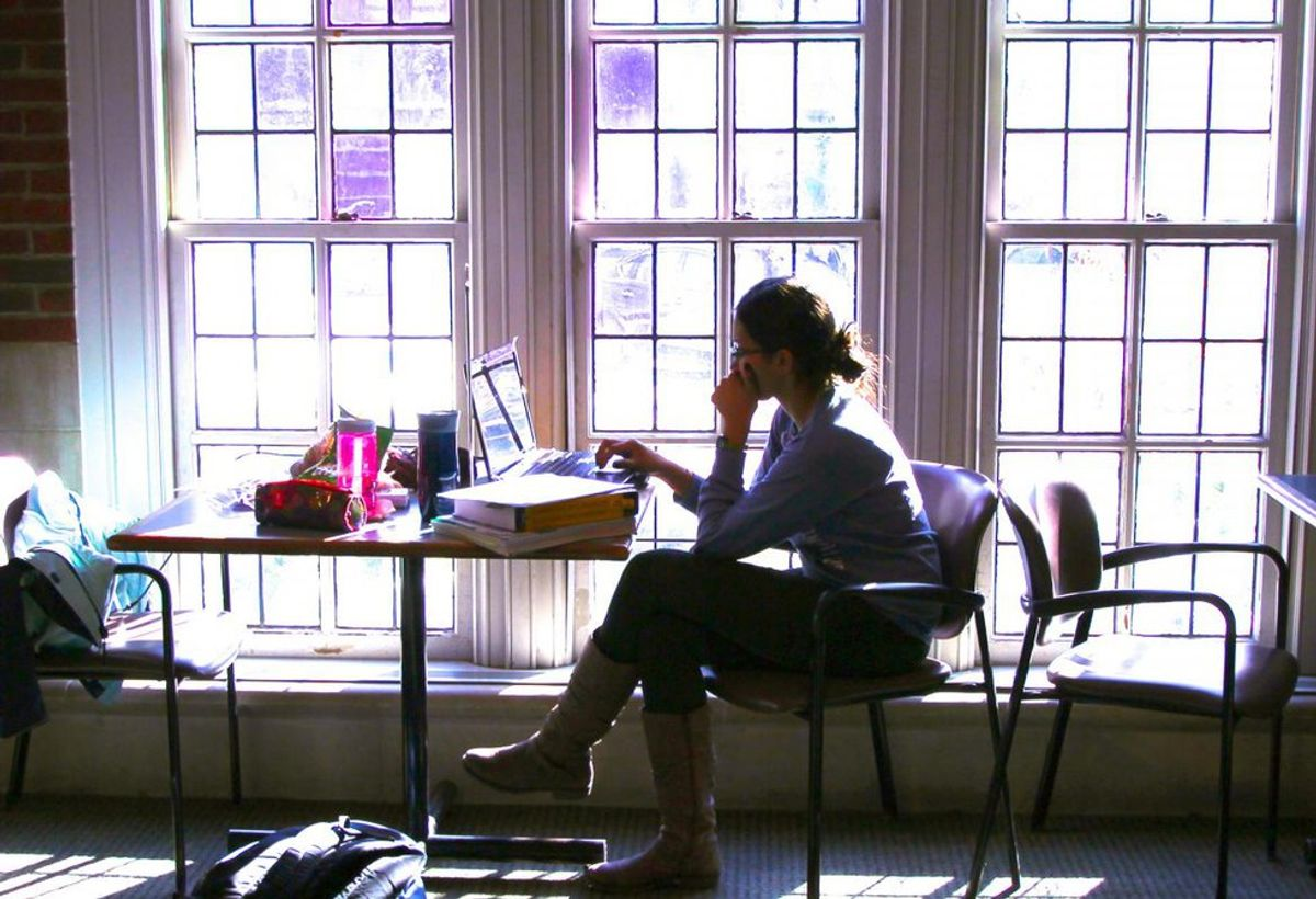 7 Tips To Get Through The End Of The Semester