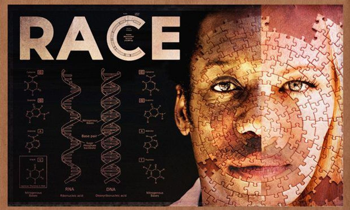 Is Race Just An Invention?