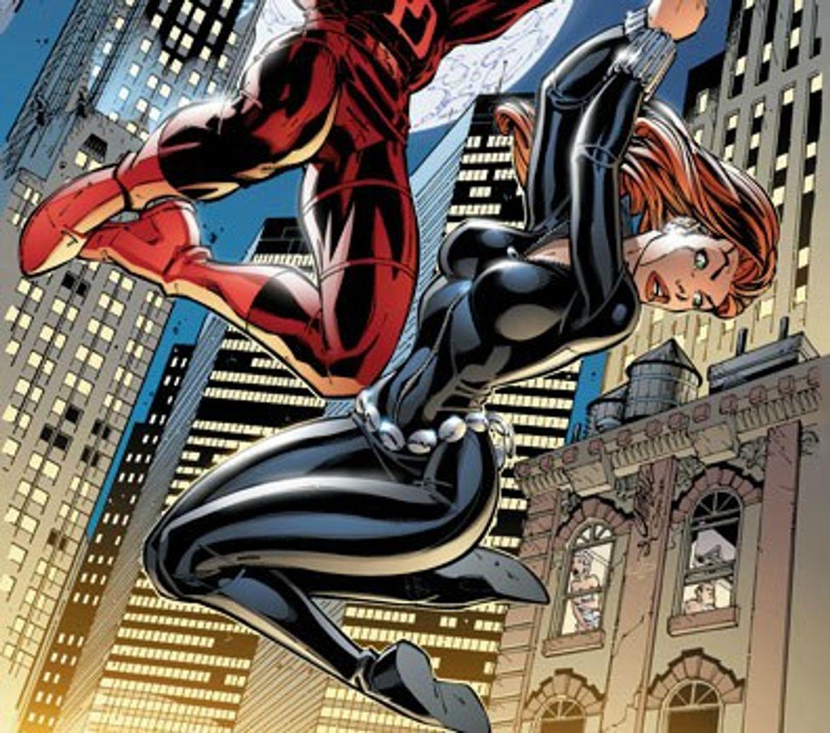 Can Marvel's Black Widow Escape The Male Gaze?