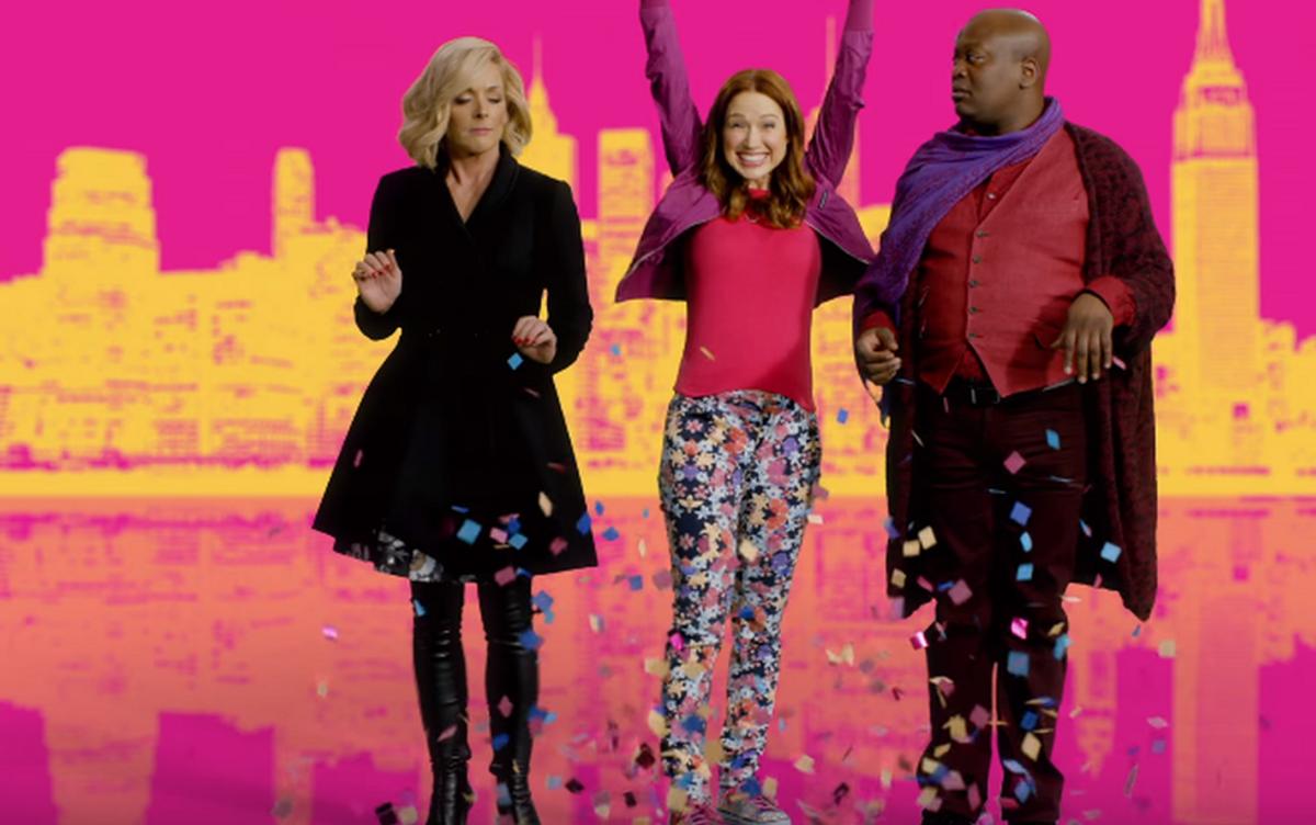 The Best Jokes Of 'Unbreakable Kimmy Schmidt' Season Two