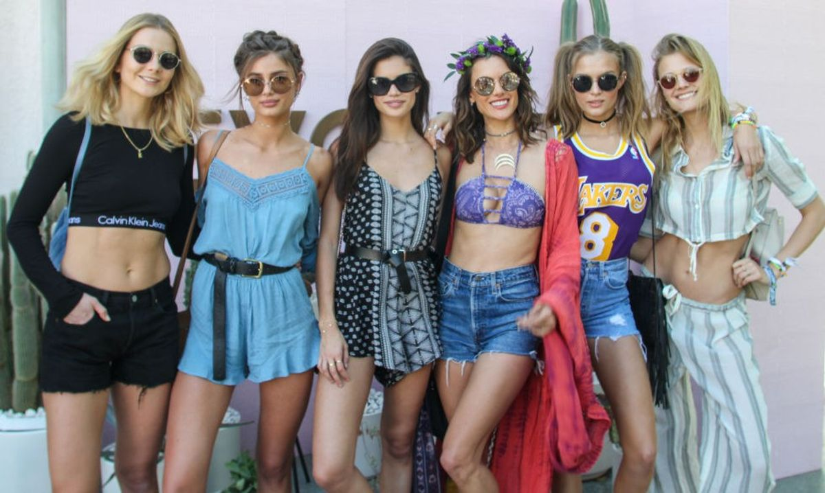 Coachella's Fashion Ruins The Name Of Music Festivals