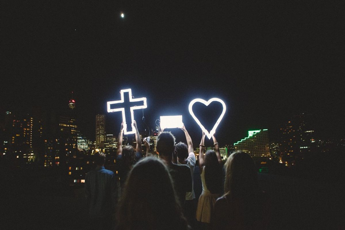 Living A Life Of Christ-Centered Love