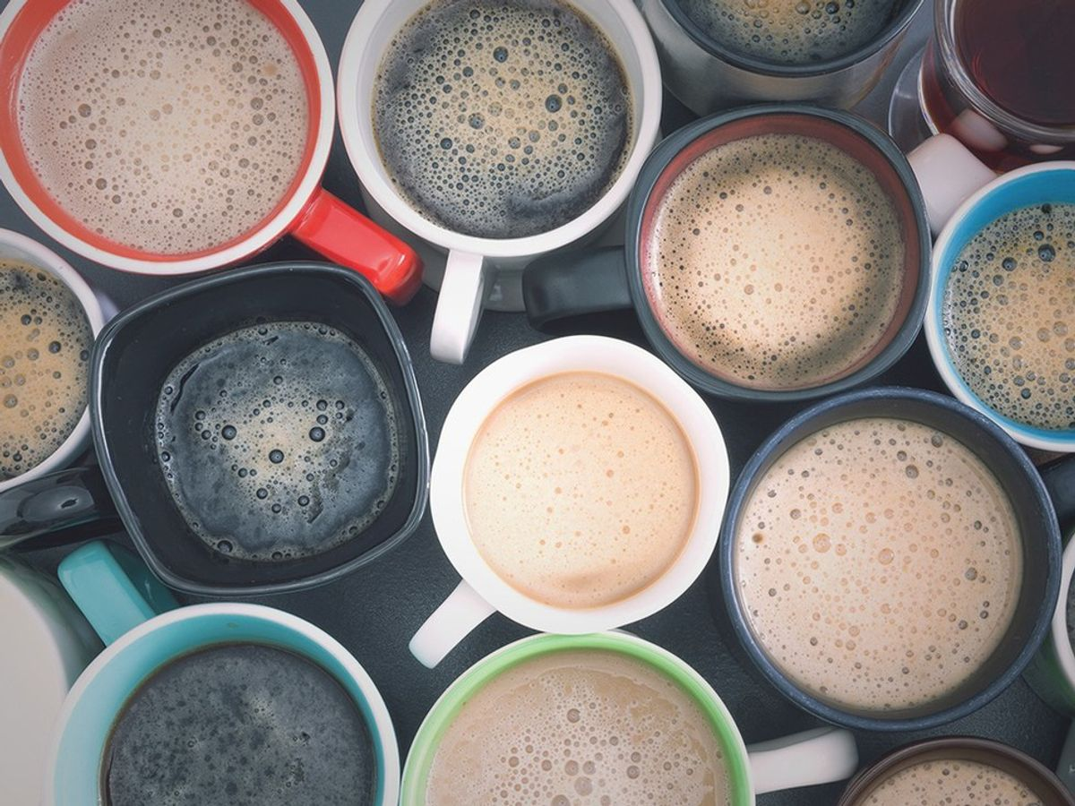 How To Tell If You're A Coffeeholic