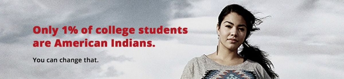13 Things You Realize As A Native American in College