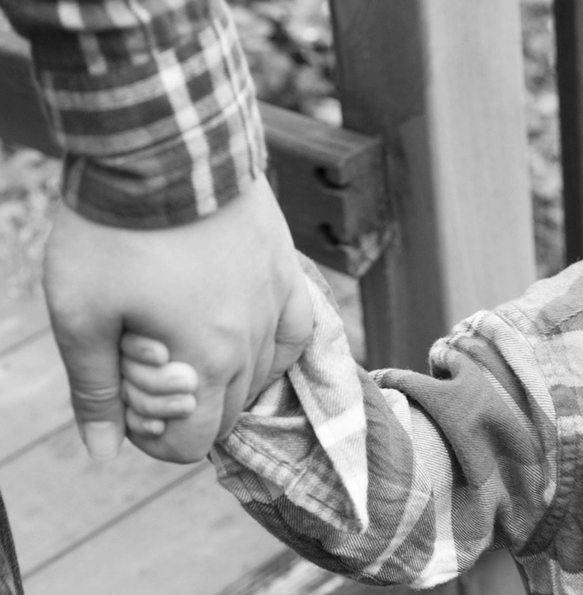 To The Dad Who Chose Someone Else
