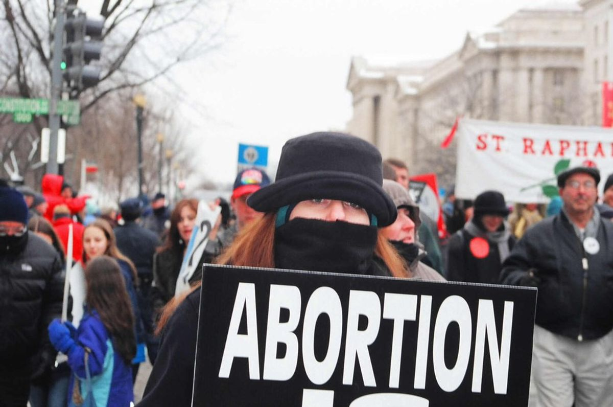 """Why It's A Bad Idea To Call Pro-Lifers """"Anti-Choice"""""""