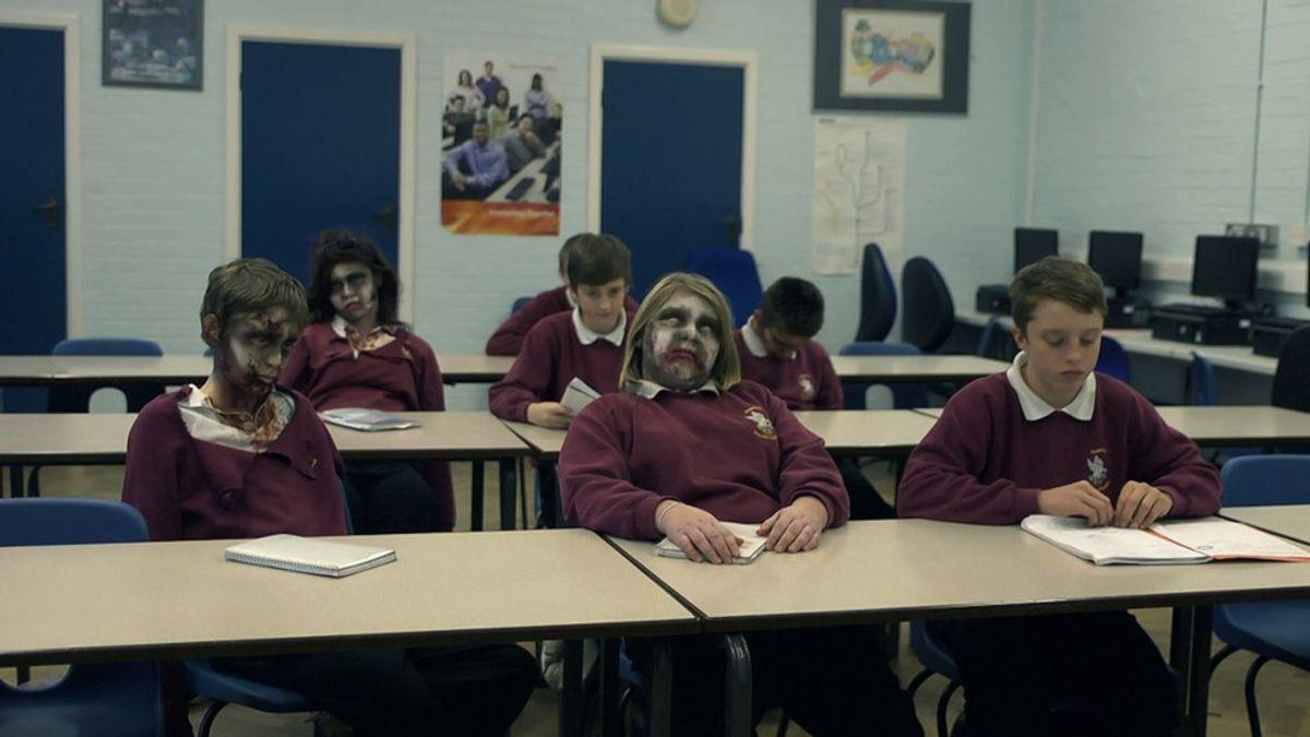 Why Exam Week Is Like The Zombie Apocalypse