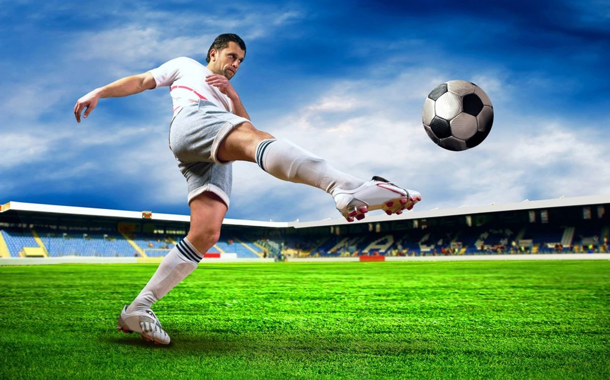 5 Reasons Why You Should Play Soccer