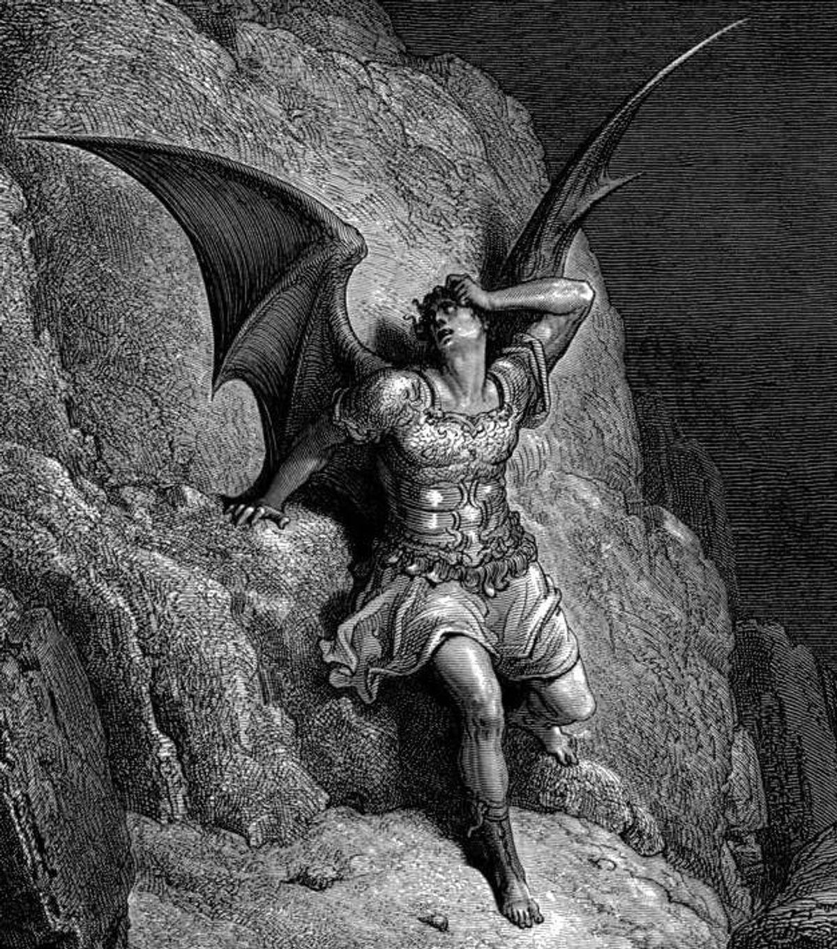 Abashed The Devil Stood