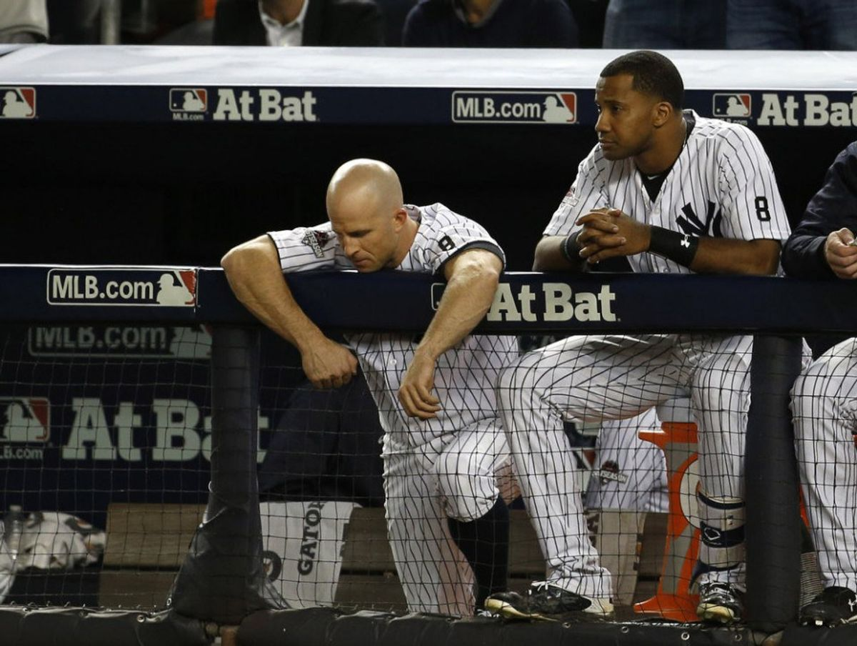 What's Happened To The Yankees?
