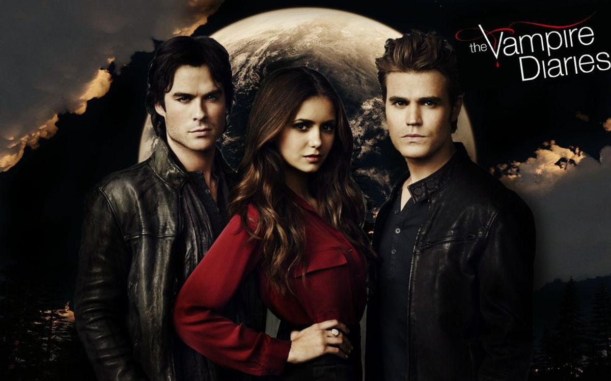 An Open Letter To The Vampire Diaries