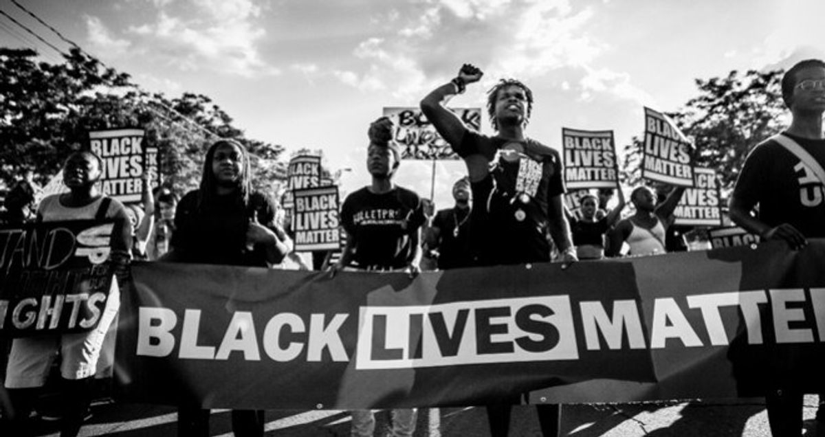 Black Lives Matter Is A New Kind Of Civil Rights Movement