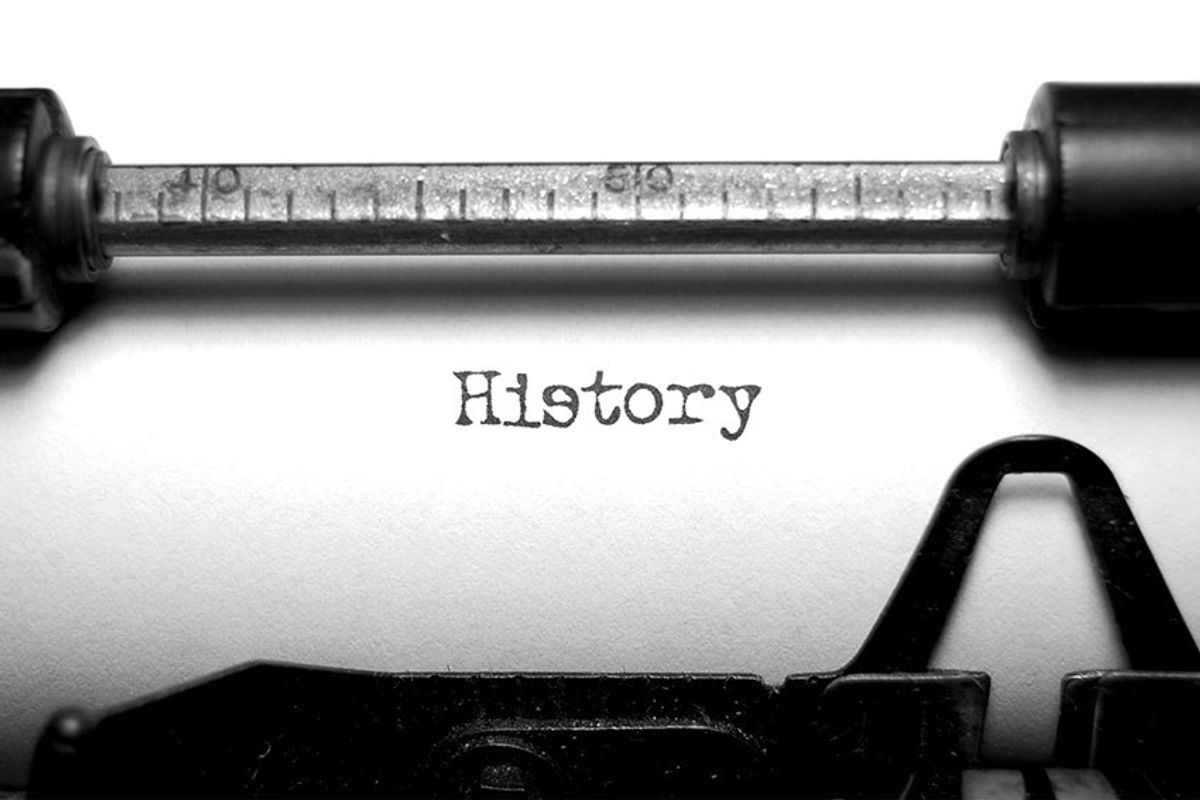 (Partial) History:  Why 'History Is Written By The Victors' Couldn't Be More True