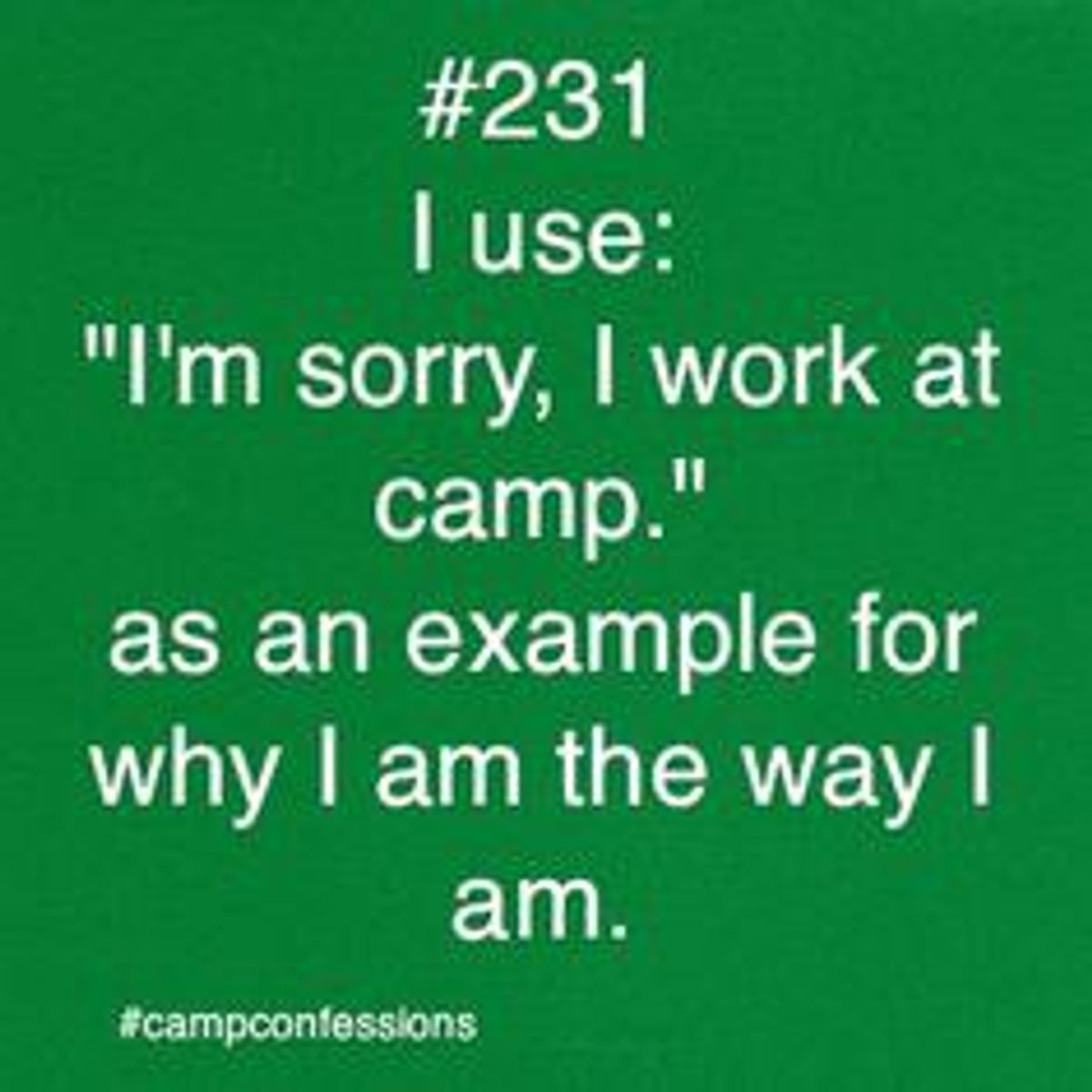 Summer Camp Phrases That Stick With You The Rest Of The Year