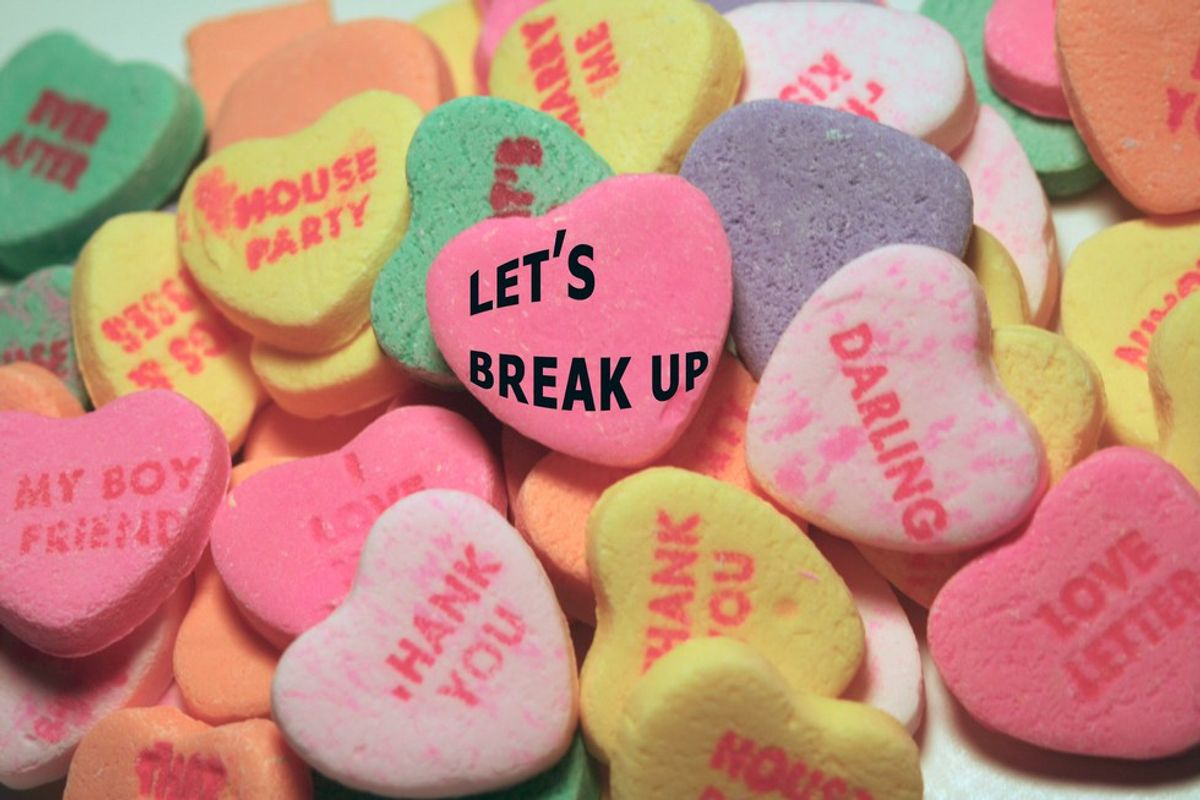 The Modern Breakup