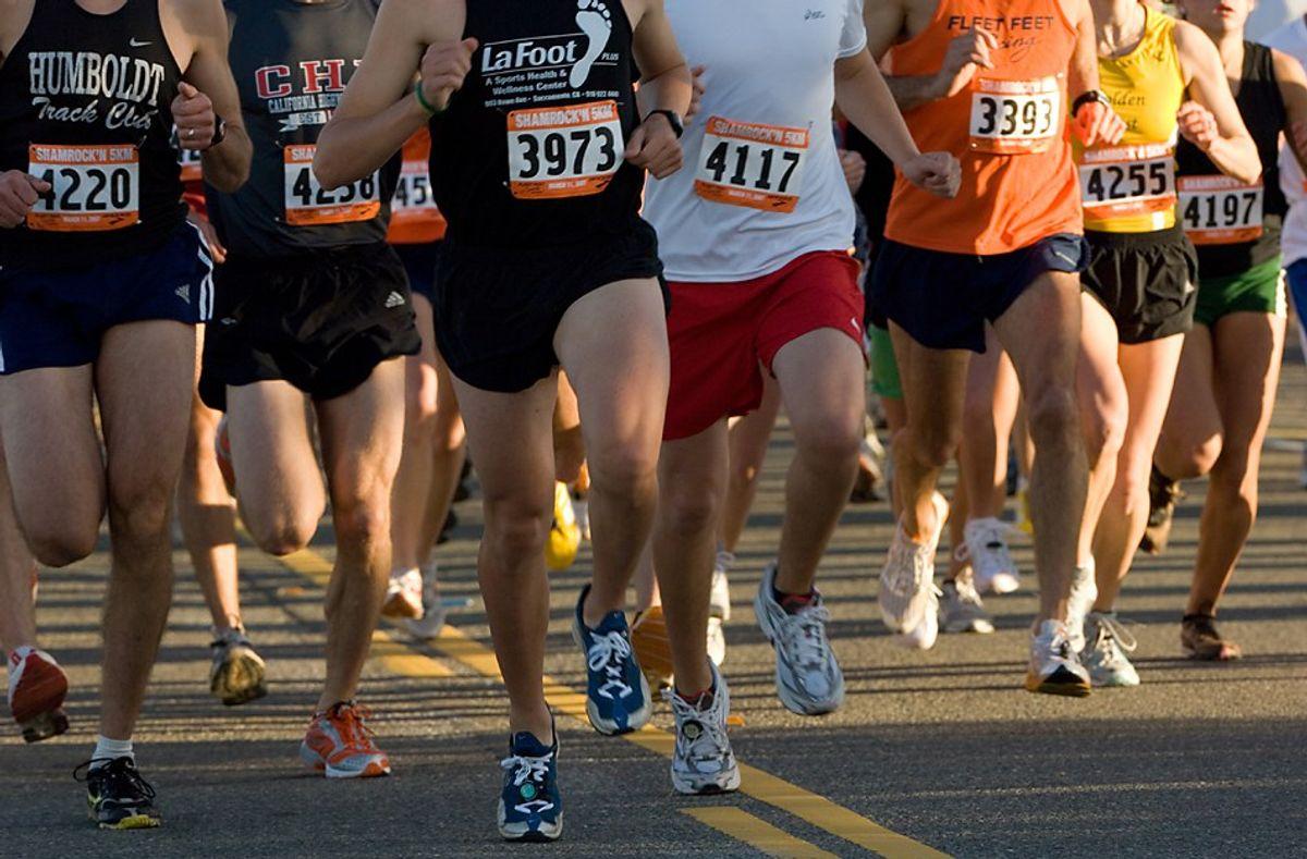 Girl Accidentally Runs Half Marathon