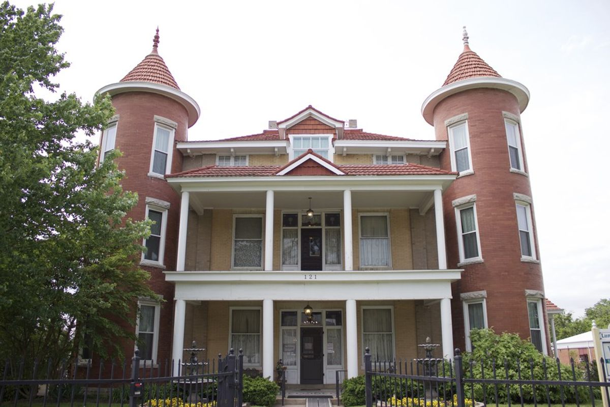 Claremore's Most Unique: The Belvidere Mansion