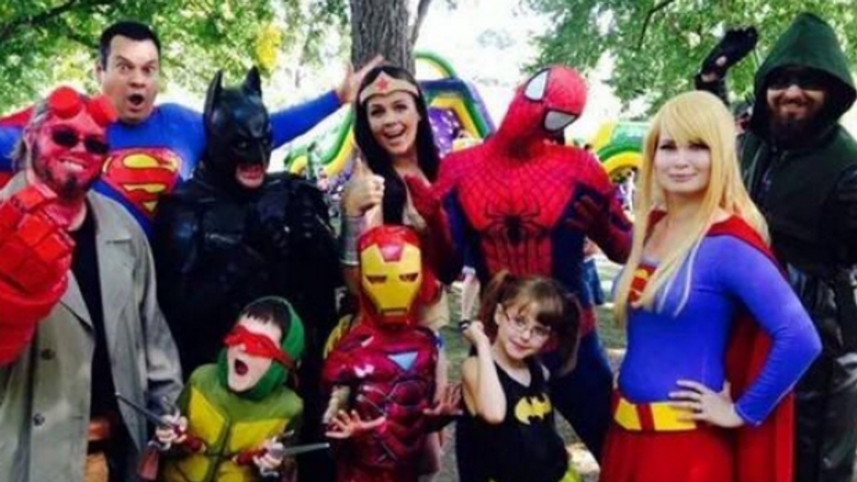 5 Reasons Comic Conventions Are Great