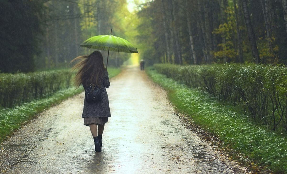 30 Songs To Add To Your Rainy Day Playlist