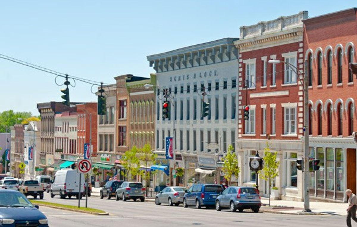 Why Canandaigua, N.Y. Is The Best Place On Earth