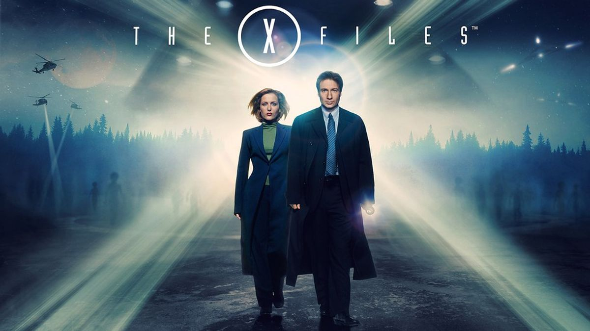 """12 Reasons To Never Start Watching """"The X-Files"""""""