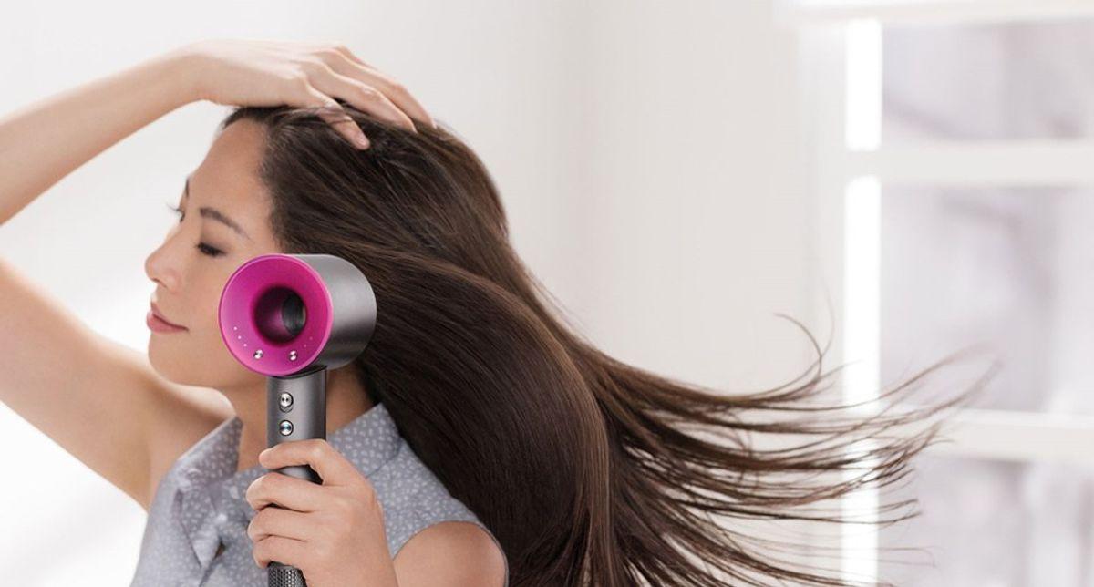 Dyson quiet hair dryer обогреватель дайсон