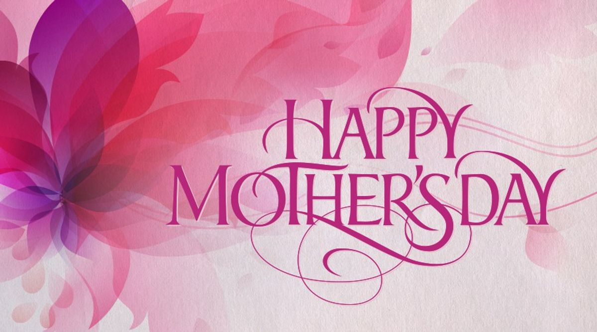 An Open Letter To My Mother For Mother's Day