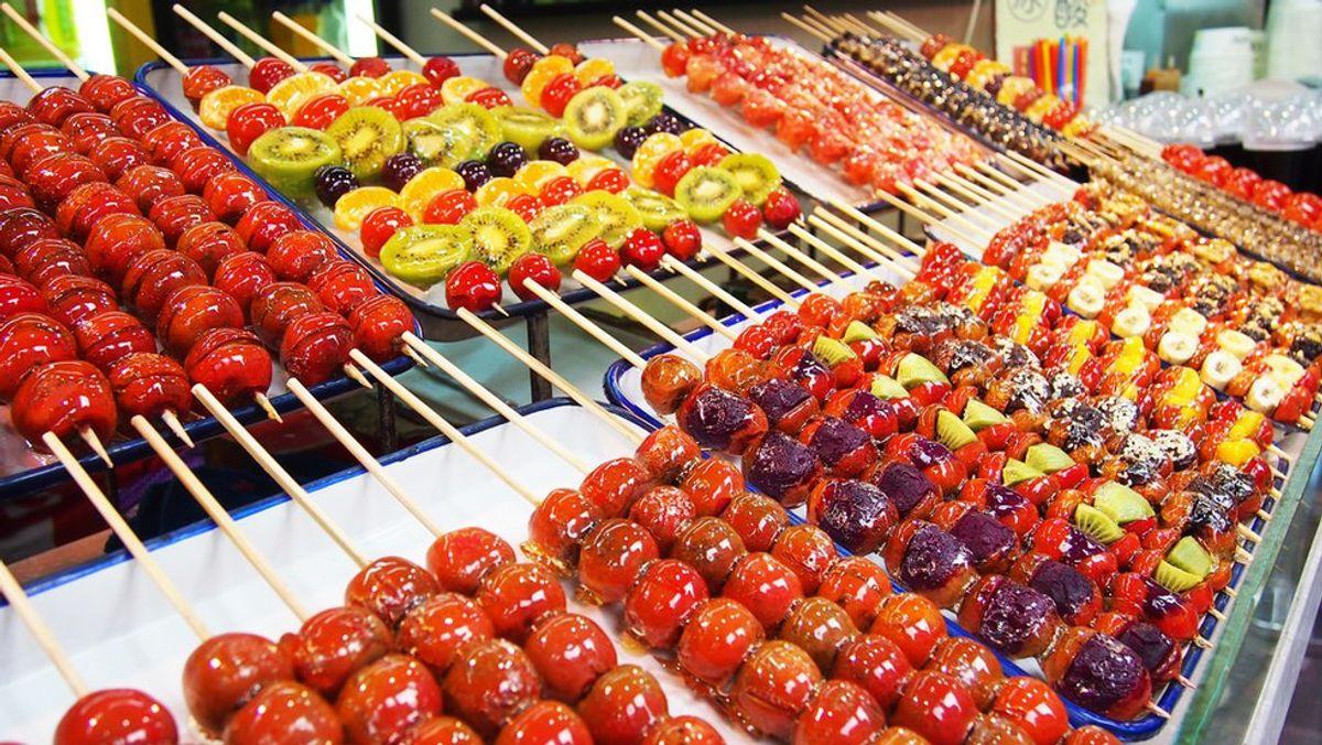 Top 5 Snacks In Beijing