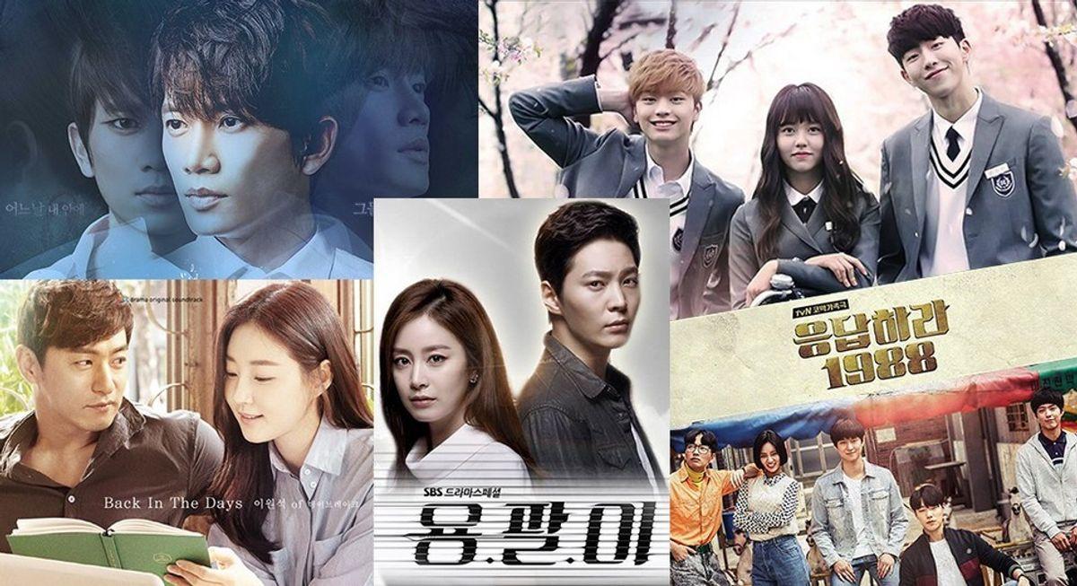 12 Korean Dramas You Will Love