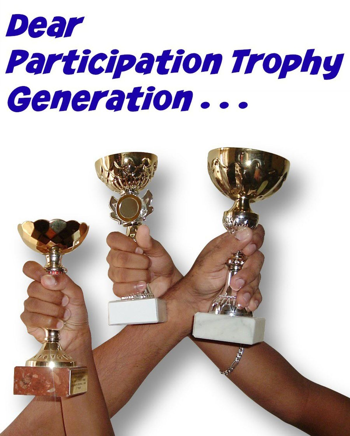"""Why The """"Everyone's A Winner"""" Mentality Is Ruining A Generation"""