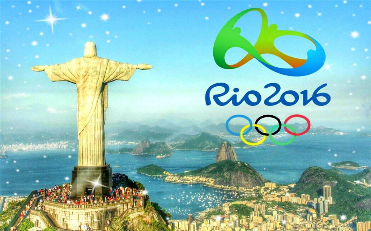 4 Olympic Sports That I Want To Watch This Summer