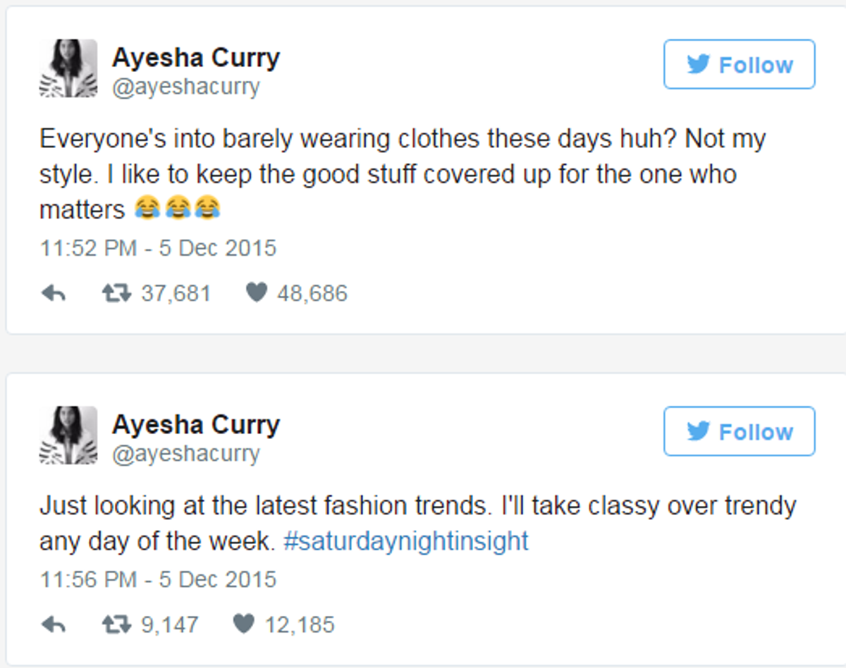 Ayesha Curry Has Changed the Way Both Men and Women Think