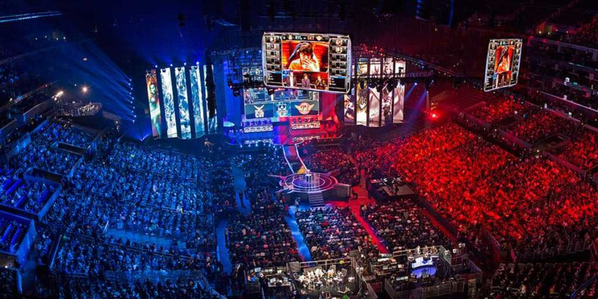 eSports On ESPN: Why Video Games Are Not Sports