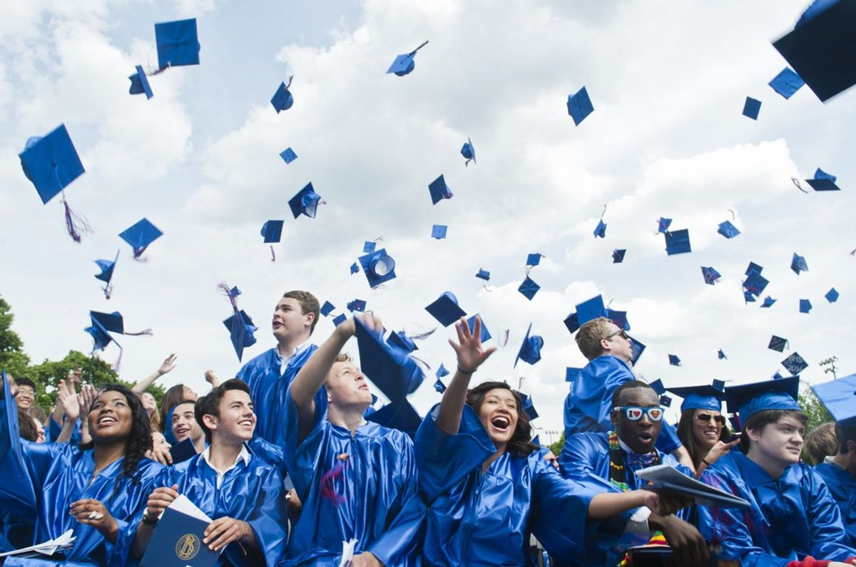 13 Thoughts You Go Through Before Graduation