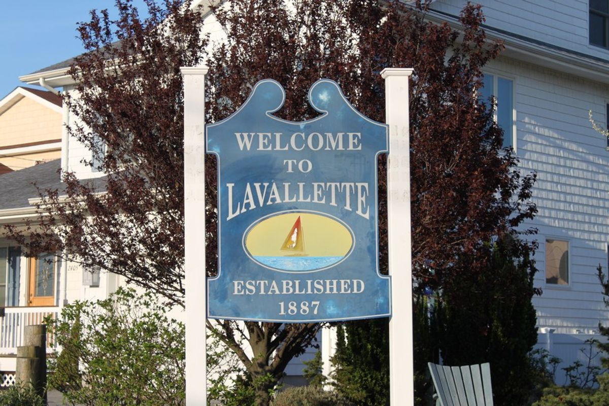 Lavallette, New Jersey: You Are My Happy Place
