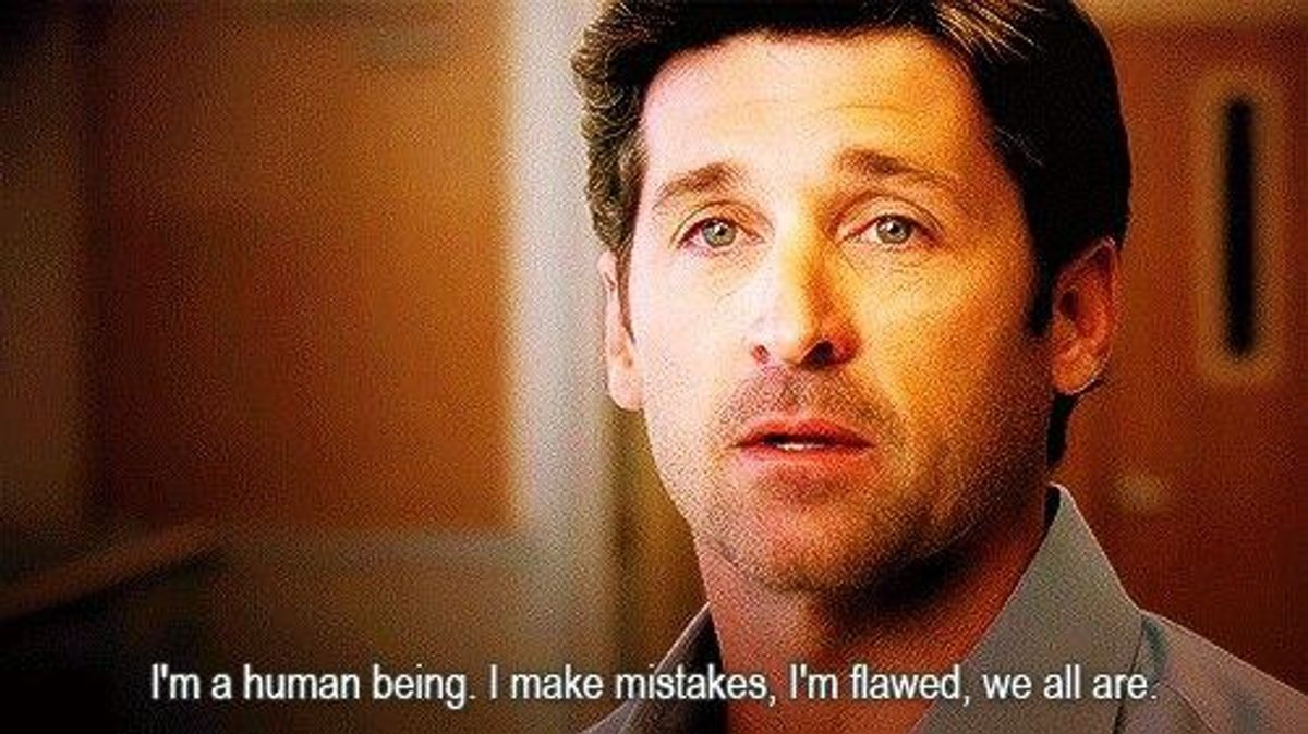 7 Reasons Why It's OK To Make Mistakes