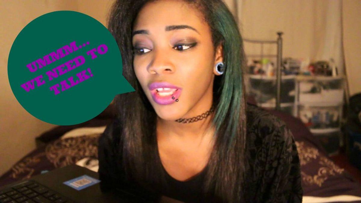 7 Struggles Alternative Black People Know All Too Well