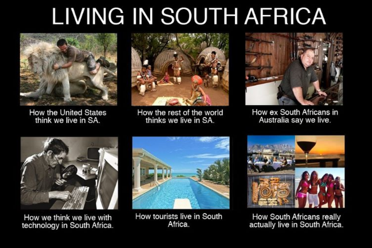 Five Common Misconceptions About South Africa