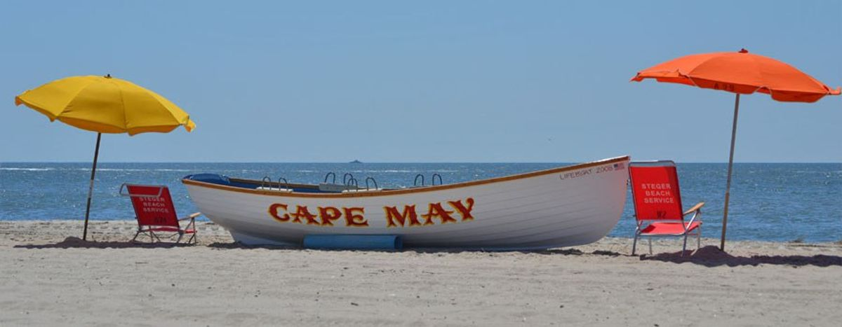 8 Places To Explore On The Jersey Shore