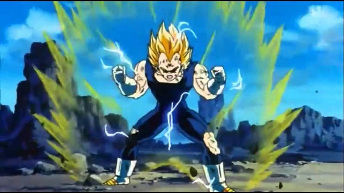 Why Vegeta Is Unofficially The Best Dragon Ball Character