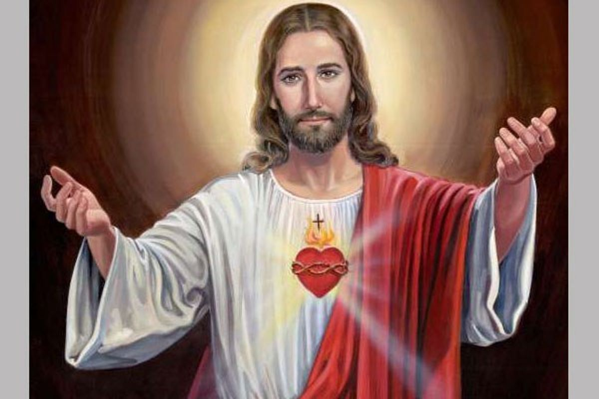 Jesus: Black Or White?