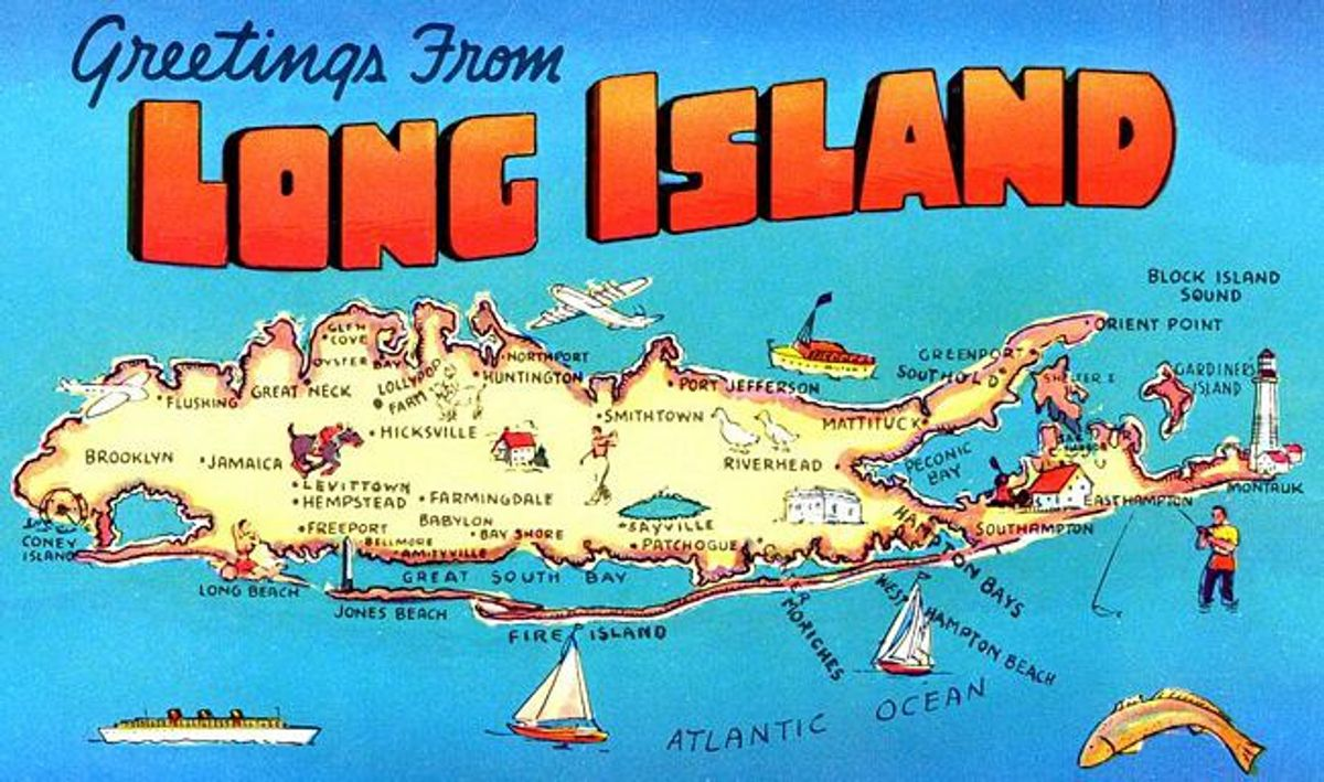 16 Stops To Make On Long Island This Summer