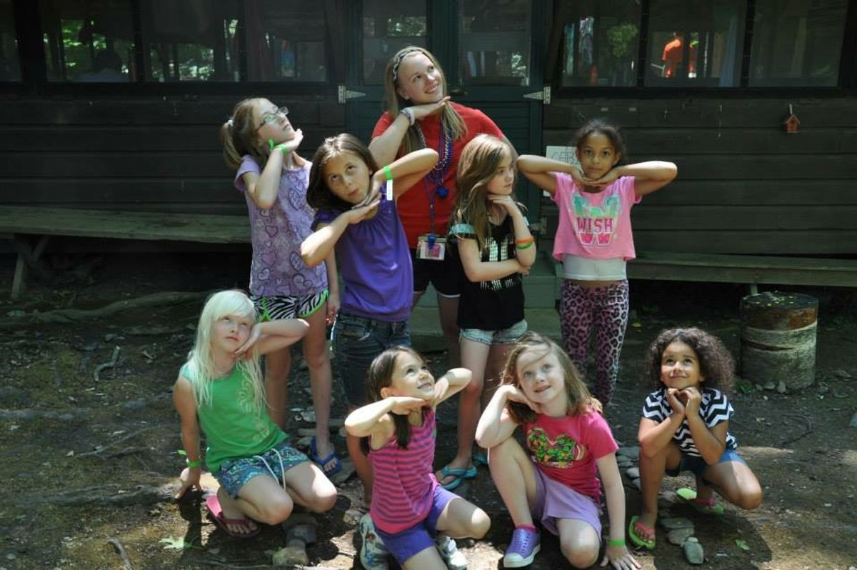 6 Lessons You Learn As A Camp Counselor