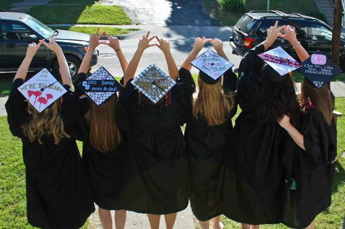 An Open Letter To My Graduating Sorority Sisters