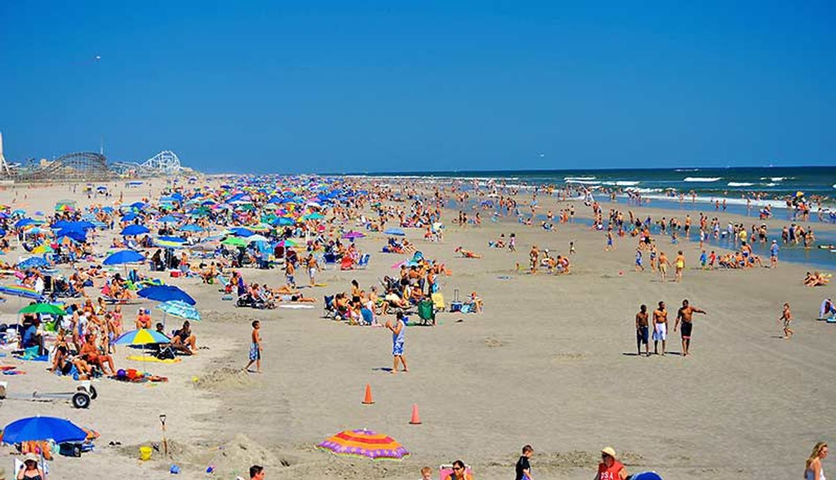Why The Jersey Shore Is Terrible