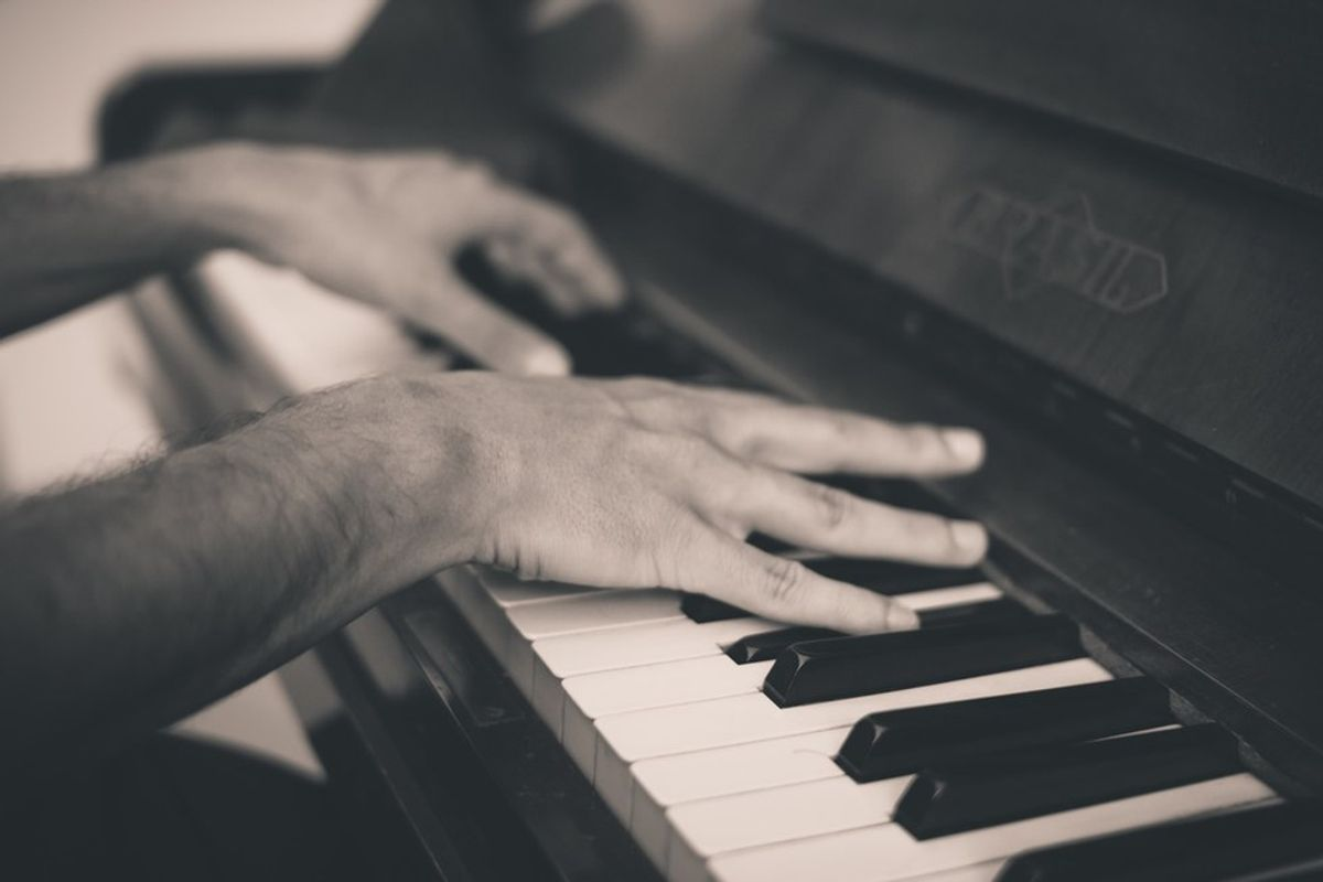 How Piano Can Create Emotion