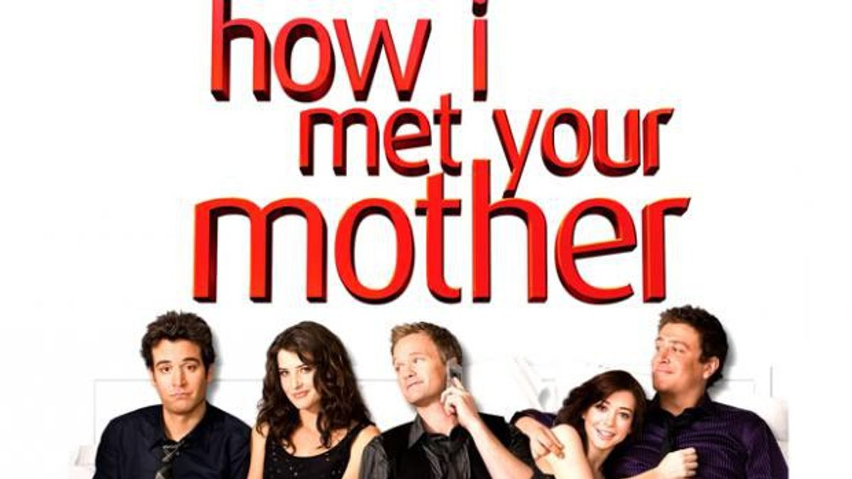 """11 Life Quotes From """"How I Met Your Mother"""""""